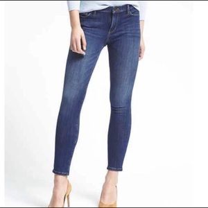 Banana Republic Skinny Fit Ankle Jeans